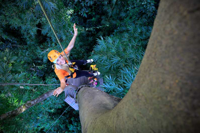 Best Zipline in Thailand