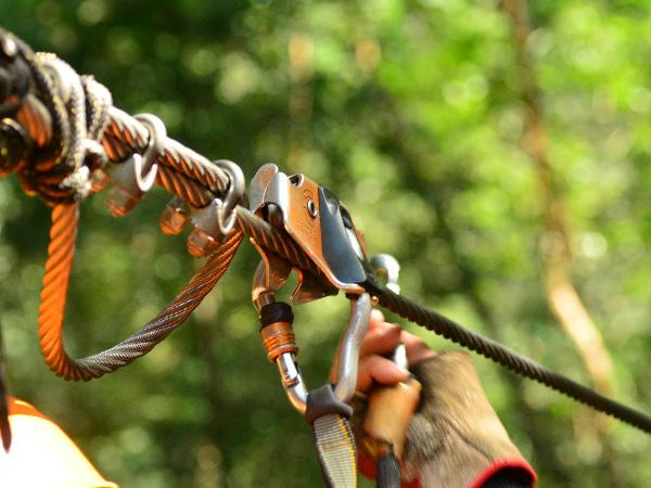 The history of ziplining: How your jungle flight is similar